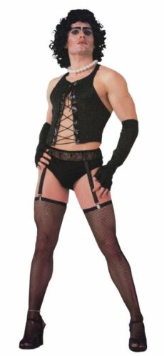 Frank N Furter Adult Mens Costume The Rocky Horror Picture Show Halloween
