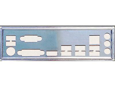 I//O Shield For GIGABYTE GA-AB350M-Gaming 3 /& AB350M-HD3 Motherboard Backplate IO