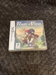 Prince-of-Persia-el-rey-caido-Nintendo-DS-2008-Retro-Juegos-completo