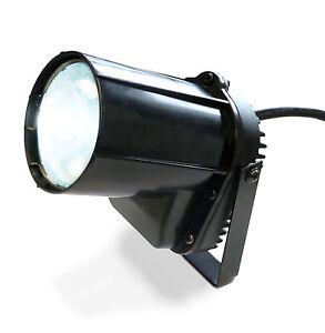 PTL-LED-Pin-Spot-3-Watt-CREE-USA-LED-6-Linse-Punktstrahler-Spiegelkugel-NEU