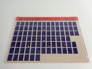 Microfichas- Catálogo Sabo Cortacésped de Gasolina 37/43 CM, 2-Takt-Motor De