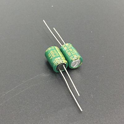 12PCS 680UF 16V SANYO LOW ESR RADIAL ELECTROLYTIC CAPACITOR.10X13MM.WG
