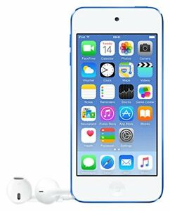 Apple-iPod-touch-6th-Generation-Blue-32GB-MKHV2LL-A-Store-Warranty-Refurbished