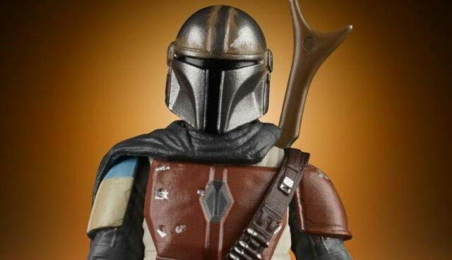 Pre Order The Vintage Collection The Mandalorian VC166
