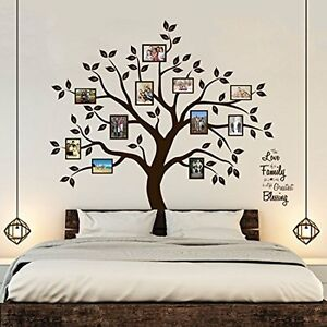 Image Is Loading Timber Wall Stickers Amp Murals Artbox Beautiful Family  Part 39