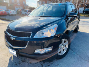 2011 Chevrolet Traverse,LT,AWD,Excellent Condition