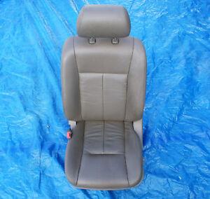 SITZ-Fahrersitz-LEDER-Chevrolet-Evanda-vorne-links-INNENAUSSTATTUNG-2002-2008