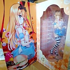 SKYTUBE-Comic-aun-Alice-illustration-by-Kurehito-Misaki-1-6-PVC-Figure-F-S