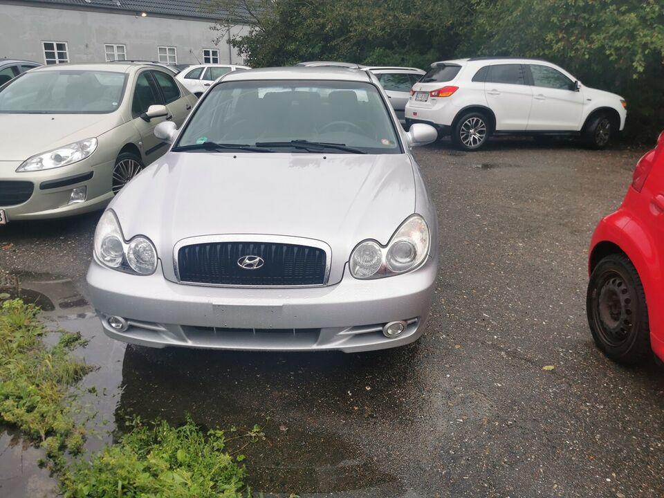Hyundai Sonata, 2,0 GLS Executive, Benzin