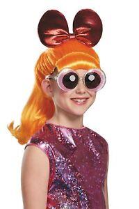 Blossom-CHILD-Wig-Costume-Accessory-NEW-Powerpuff-Girls