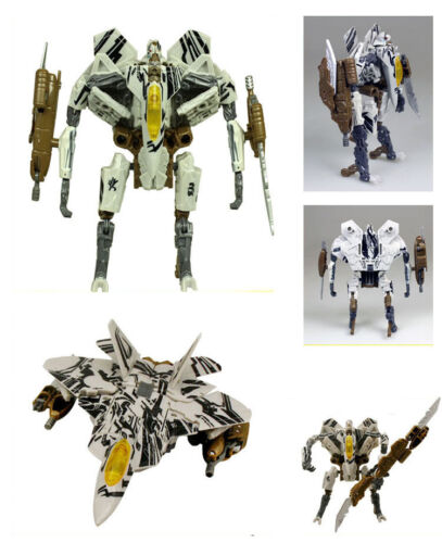Transformation Revenge of The Fallen Starscream Voyager Class Action Figure Toy