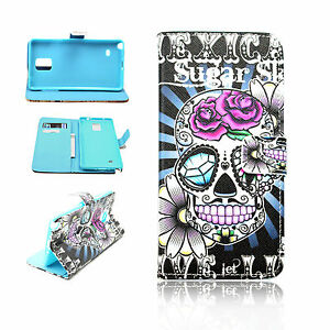 Flip Leather Folding Stand Wallet Cover Case For Samsung Galaxy Note 4 IV N9100