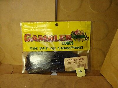 "New//Old Stock 10 Count Gambler Hibdon/'s Series 4/"" Super Tube Pumpkinseed"