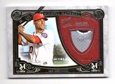 Ian Desmond MLB 2016 TOPPS Museum significativa materiale primo RELIQUIA (cittadini,