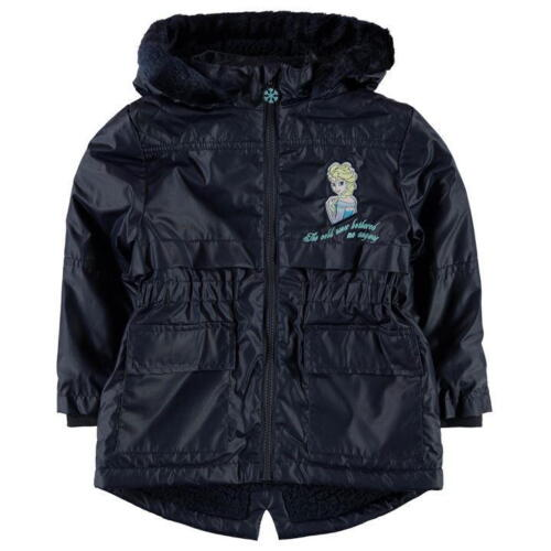 DISNEY FROZEN:WAXED WINTER COAT,4//5,5//6,7//8,9//10YR,NEW WITH TAGS