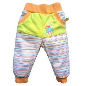 Bebe-Enfants-Filles-Pantalon-De-Survetement-Pantalon-100-coton-3-6-6-9-9-12-18-24m-2-3Y