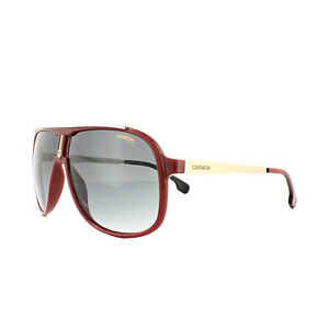 ad4ce7bdcd54e Carrera Sunglasses 1007 S C9A 9O Red Gold Dark Grey Gradient ...