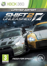 Shift 2 Unleashed Limited Edition XBOX 360 IT IMPORT ELECTRONIC ARTS