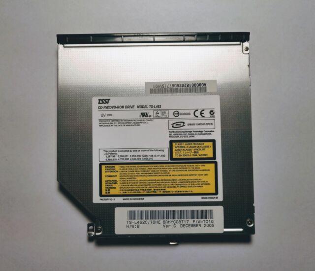 CDRW DVD TSL462D DRIVER FOR PC