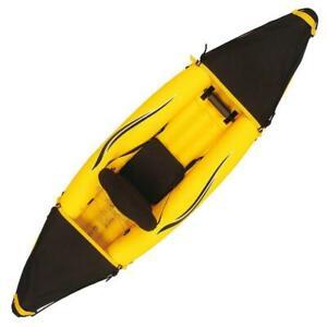 Blue Wave RL3601 Nomad 1-person Inflatable Kayak