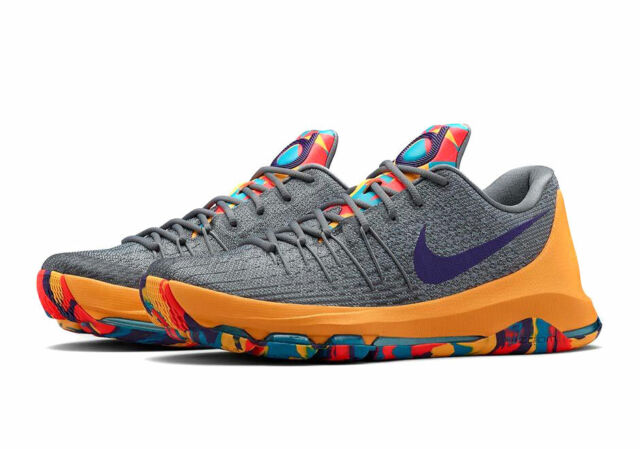 more photos 0b32e 20fd2 Nike KD 8 Prince George County Mens 749375-050 Durant Basketball Shoes Size  9