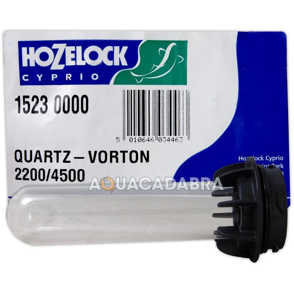 Hozelock Bioforce Quartz sleeve Replacement UV UVC Glass Tube Fish Pond Filter