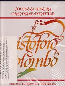 RIZ-ORTOLANI-DISCO-LP-33-GIRI-OST-TV-CRISTOFORO-COLOMBO-SENZA-PLACIDO-DOMINGO