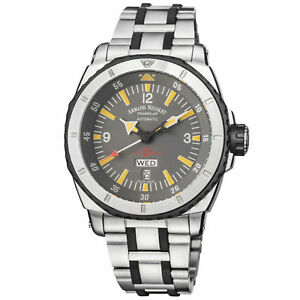 Armand-Nicolet-A713-S05-Men-039-s-Swiss-Made-Automatic-47mm-Watch-3190-NEW