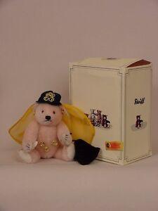 Steiff Fortune Teller Bear With Original Box - 1999 C.U. Convention Event Bear