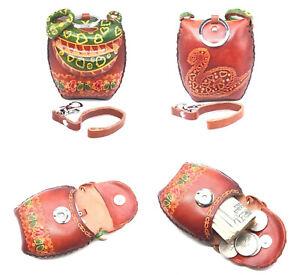 IXYVIA-Genuine-Leather-Wallet-Handmade-Animal-Snake-Money-Coin-Purse