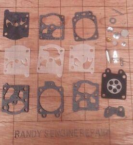 Details about Walbro Carb Carburetor Repair Kit K20-WAT WA WT WA-198 WA-207  WA-214 NEW