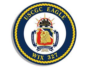 4-034-uscgc-coast-guard-eagle-WIX-327-insignia-sticker-decal