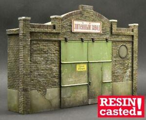 DioDump-DD049-Industrial-facade-RESIN-VERSION-1-35-scale-diorama-factory