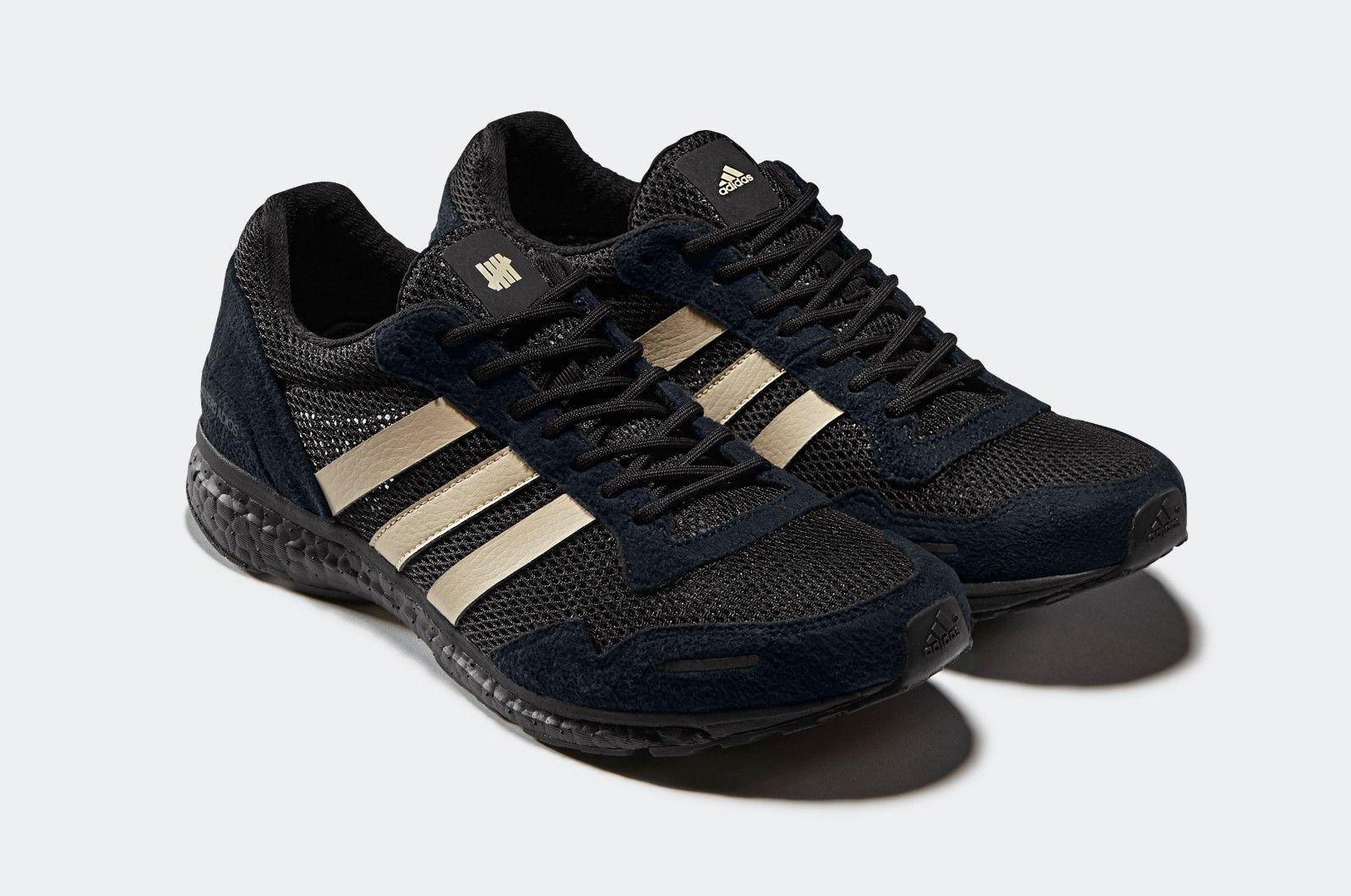 Adidas impulso x imbattuto adizero misura 12,5 nero tan.b22483 undftd.ultra impulso Adidas nmd 158acd