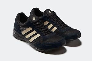 best sneakers 87615 52a49 Details about Adidas X Undefeated Adizero size 12.5 Black Tan. B22483  UNDFTD. ultra boost nmd