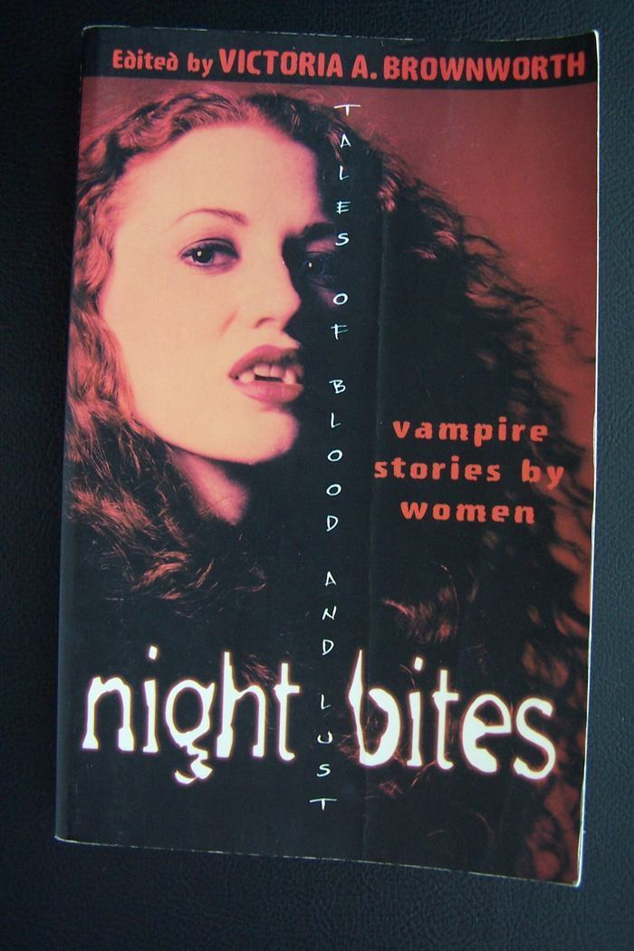 Night Bites: Vampire Stories by Women Tales of Blood an