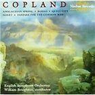 Aaron Copland - Copland: Appalachian Spring; Rodeo; Quiet City; Etc. (1990)
