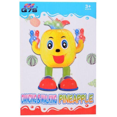 Jouet Pour Enfants Marche Éléphant dansant /& Walking Ananas étoilé Caterpillar œuf