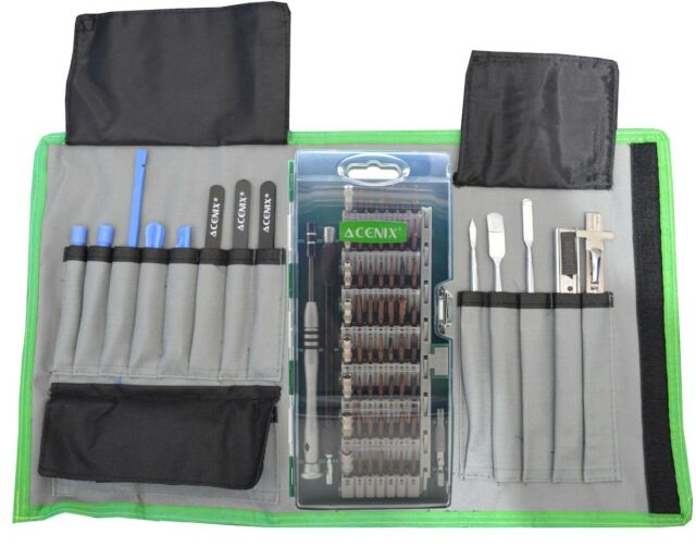 ACENIX 76 Pcs Macbook Air, macbook Pro Repair Tool Kit w/ 1.2mm Pentalobe