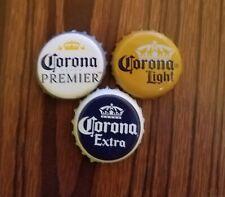 CORONA Extra mexican BEER BOTTLE OPENER fridge magnet orange AAZ04