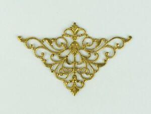 Vintage Brass Coin Ornements Décoratifs-craft-afficher Le Titre D'origine éLéGant Dans Le Style