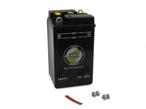 Batterie 6V 8,0 Ah für AWO-Touren und AWO-Sport