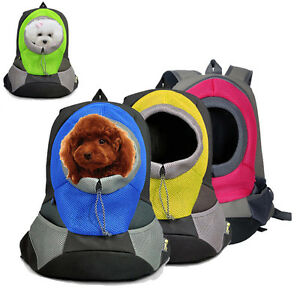 Image Is Loading Pet Front Carrier Dog Cat Puppy Travel Bag