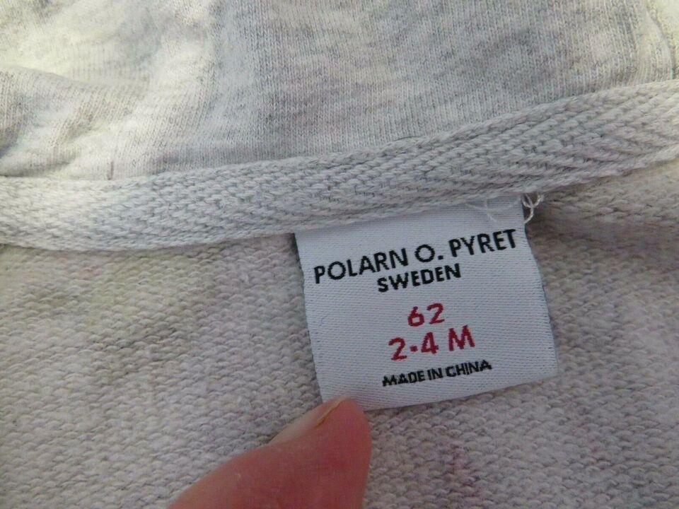 Buksedragt, Buksedragt med hætte, Polarn O. Pyret