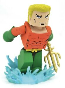 DC-COMICS-AQUAMAN-4-inch-vinyl-VINIMATE-figure-DIAMOND-SELECT-NEW
