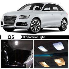 22x White Interior LED Lights Package Kit for 2008-2015 Audi Q5 Error Free