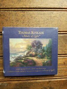 Thomas-Kinkade-Music-of-Light-CD-New-Sealed