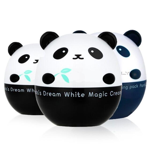 [TONYMOLY] Panda's Dream 3pcs [Magic Cream 50g+Sleeping Pack 50g+Hand Cream 30g]