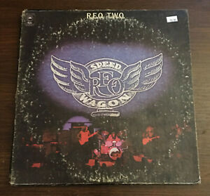REO-Speedwagon-R-E-O-T-W-O-LP-Record-Epic-KE-31745-1972-Vinyl-Album
