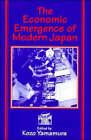 The Economic Emergence of Modern Japan by Cambridge University Press (Paperback, 1997)